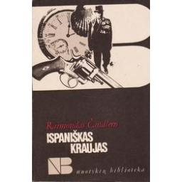 Ispaniškas kraujas/ Čandleris R.