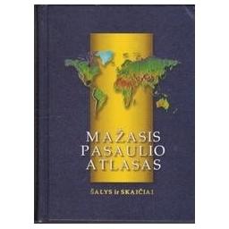 Mažasis pasaulio atlasas/ Juškevičius V.