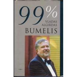 99% pamąstymai apie gyvenimą, darbą, verslą/ Bumelis V. A.