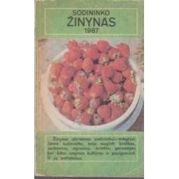 Sodininko žinynas 1987/ Puipa A.