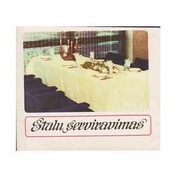 Stalų serviravimas/ Galkienė Felicija