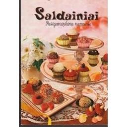 Saldainiai: pasigaminkime namuose/ Radavičiūtė R.