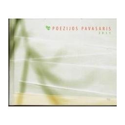 Poezijos pavasaris 2011 (su CD)/ Drungytė E.