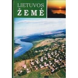 Lietuvos žemė/ Krupickas R., Kudaba Č.