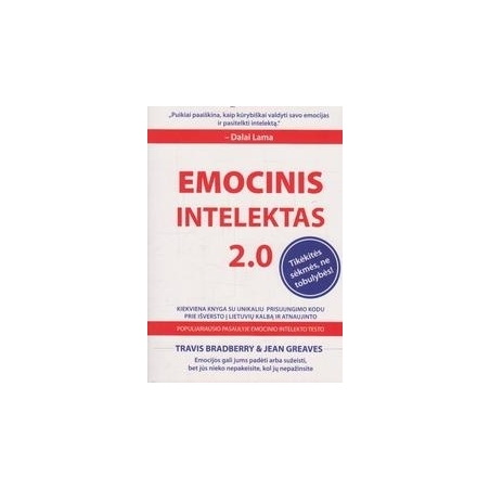 Emocinis intelektas 2.0/ Bradberry T.