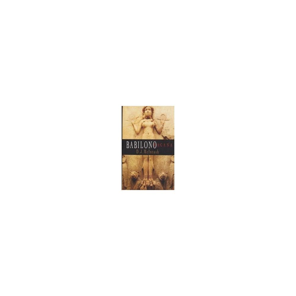 Babilono ragana/ McIntosh D.J.