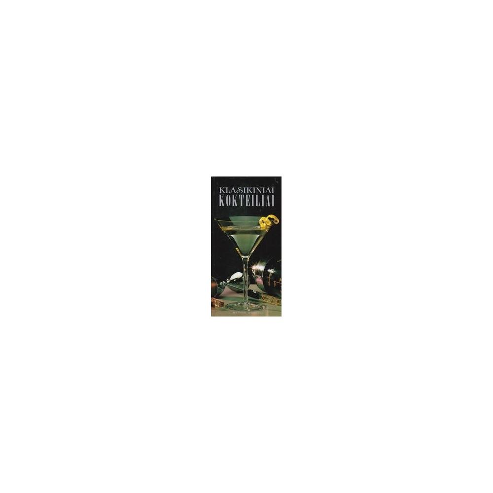 Klasikiniai kokteiliai/ Goodall J.
