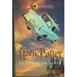 Harry Potter en de geheime kamer/ J.K. Rowling