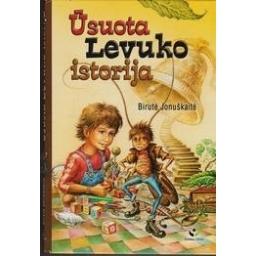 Ūsuota Levuko istorija/ Jonuškaitė B.