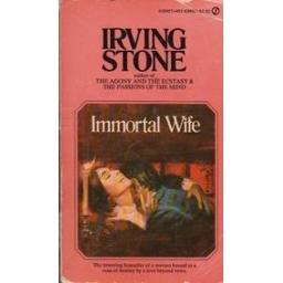 Immortal wife/ Stone I.