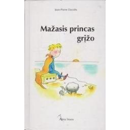 Mažasis princas grįžo/ J. P. Davidts