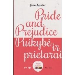 Pride and prejudice. Puikybė ir prietarai/ Austen J.