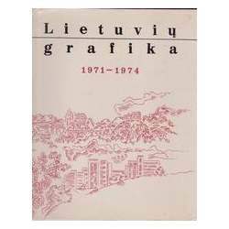 Lietuvių grafika 1971-1974/ Kuzminskis J.