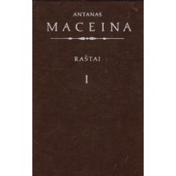 Raštai (I tomas)/ Maceina A.