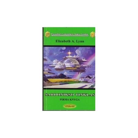 Sardonikso tinklas 1 knyga (345)/ Lynn E. A.
