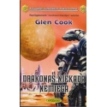 Drakonas niekada nemiega (349)/ Cook G.