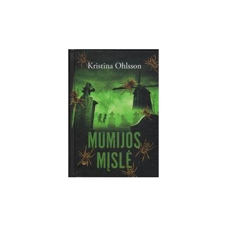Mumijos mįslė/ Ohlsson K.