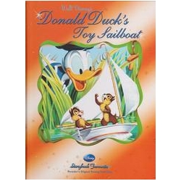 Donald Duck's Toy Sailboat/ Disney W.