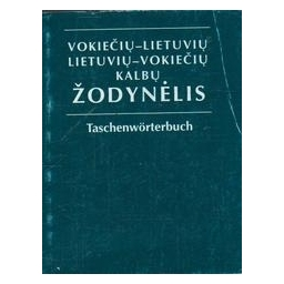 Vokiečių-lietuvių, lietuvių-vokiečių kalbų žodynėlis/ Balaišis V .