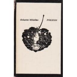 Poezija/ Milašius O.