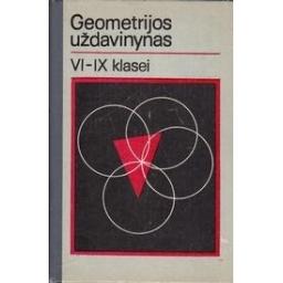Geometrijos uždavinynas: VI-IX klasei