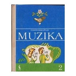 Muzika II klasei/ Marcinkevičius Z.