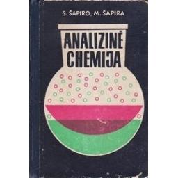 Analizinė chemija/ Šapiro S., Šapira M.