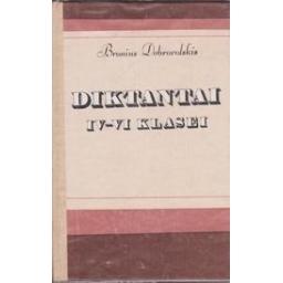 Diktantai IV-VI klasei/ Dobrovolskis B.