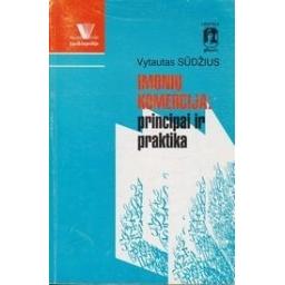 Įmonių komercija: principai ir praktika/ Sūdžius V.