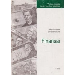 Finansai (2 dalis)/ Smalenskas G.