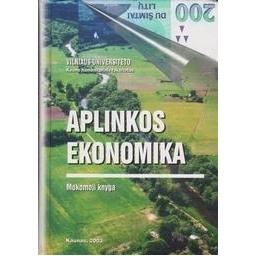 Aplinkos ekonomika/ Čiegis R.