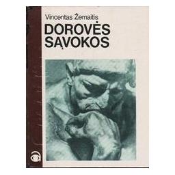Dorovės sąvokos/ Žemaitis V.