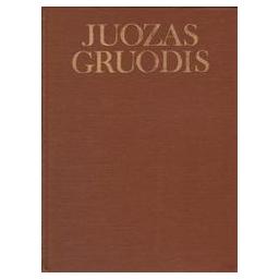 Juozas Gruodis/ Narbutienė O.