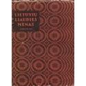 Lietuvių liaudies menas. Audiniai (1 knyga)