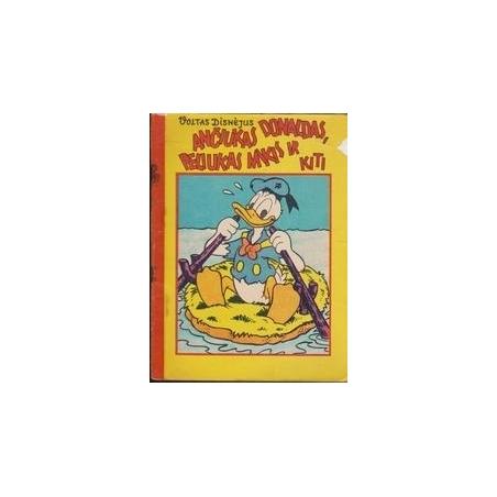 Ančiukas Donaldas, peliukas Mikis ir kiti/ Disnėjus V.
