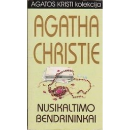 Nusikaltimo bendrininkai/ Christie A.