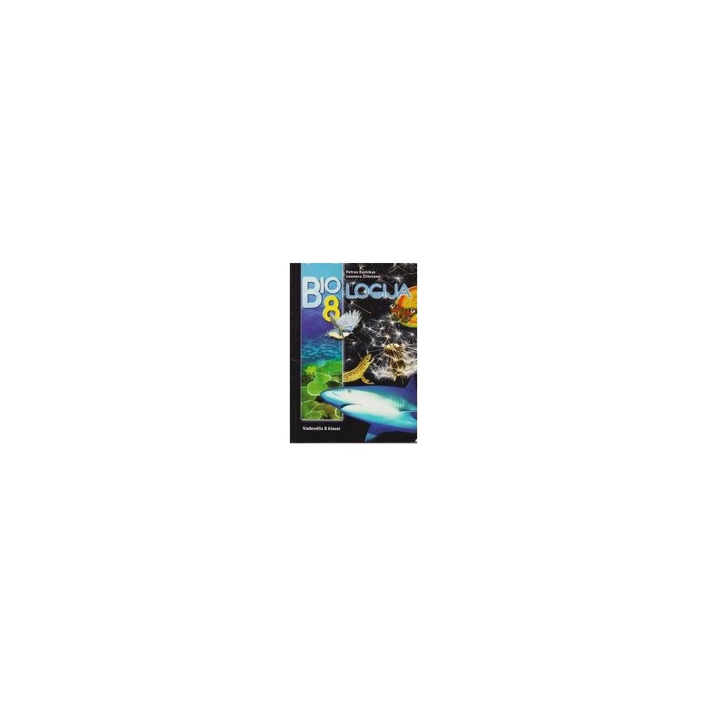 Biologija 8 kl./ Kazickas P., Žilėnienė L.