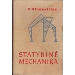Statybinė mechanika/ Klimavičius V.