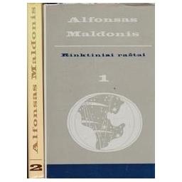Rinktiniai raštai (2 tomai)/ Maldonis A.