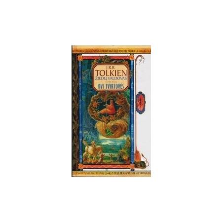 Žiedų valdovas (II dalis). Dvi tvirtovės/ Tolkien J.R.R.