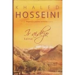 Ir aidėjo kalnai/ Hosseini K.
