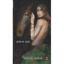 Pirmykštė moteris. Arklių slėnis/ Auel Jean M.