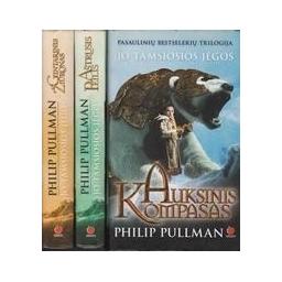 Auksinis kompasas/ Pullman Philip