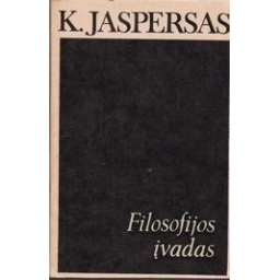 Filosofijos įvadas/ Jaspersas K.