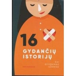 16 gydančių istorijų. Kai gyvenimas užknisa/ Borodina R.