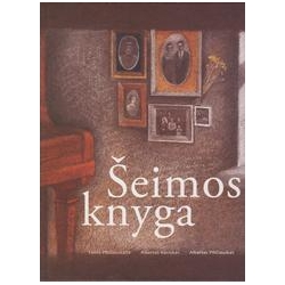 Šeimos knyga/ Piličiauskaitė L., Navickas A., Piličiauskas A.