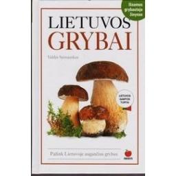 Lietuvos grybai. Pažink Lietuvoje augančius grybus/ Valdas Sasnauskas