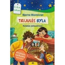Trijulės byla: keistas įsilaužimas/ Blomkvist B.