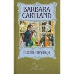 Riteris Paryžiuje/ Cartland B.