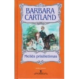Meilės prisilietimas/ Cartland B.
